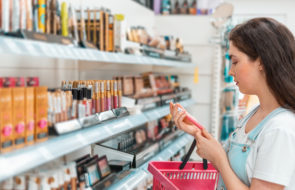 Tracking shopping habits for popular cosmetics company
