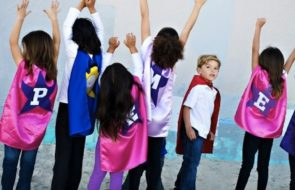 The Pink Cape: How do boys feel about female superheroes?